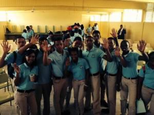 Students @ Dominican Republic 2014